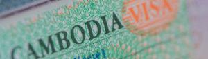 камбоджа, виза в камбоджу