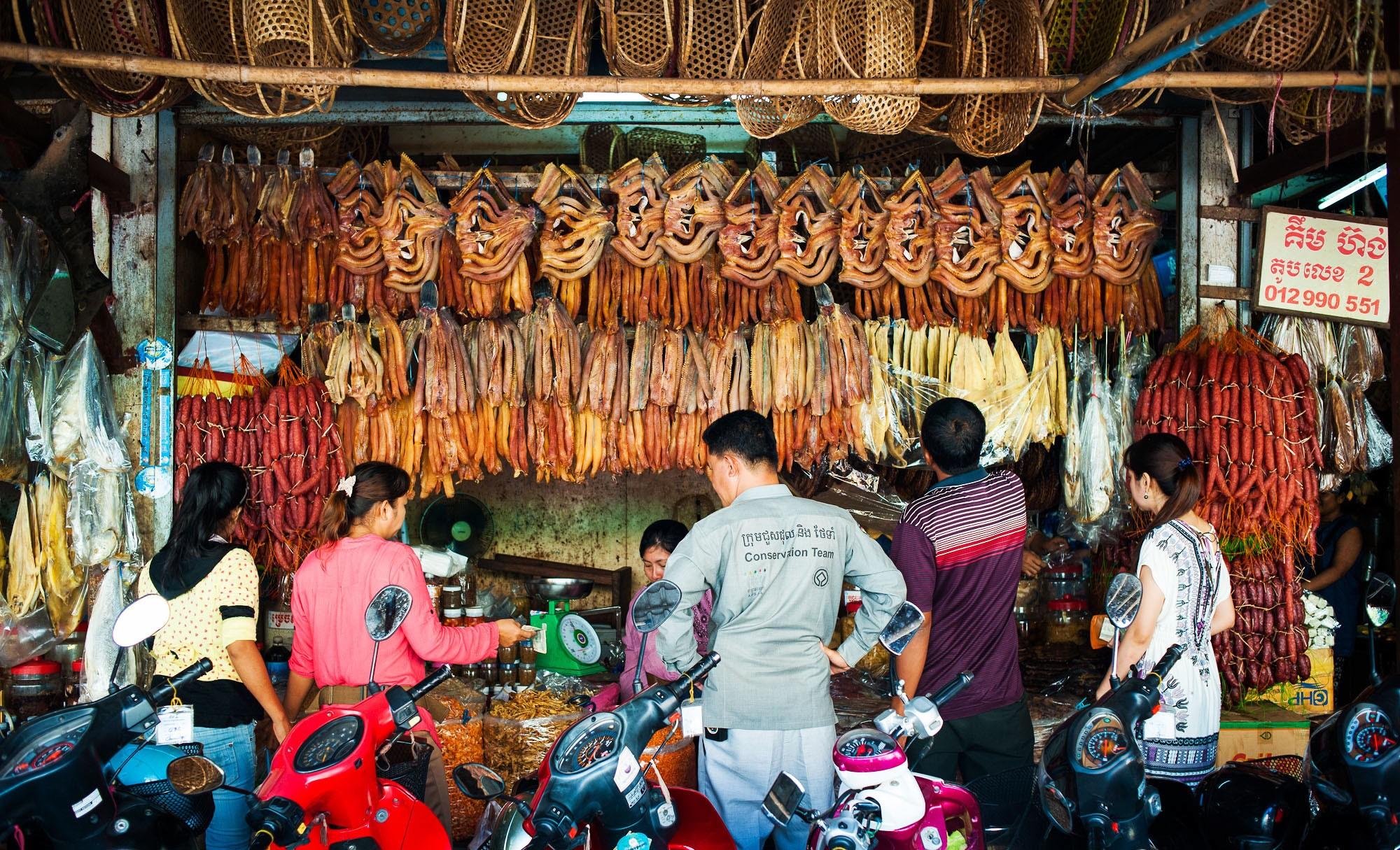 камбоджа, такео, достопримечательности камбоджи, отели камбоджи