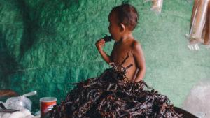 Пауки в рационе камбоджийцев