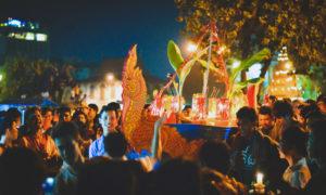 Фестиваль воды – самый зрелищный праздник
