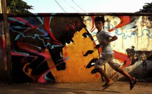 Стрит-арт туры в Пномпене