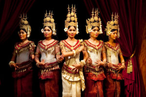 Кхмерский Новый год