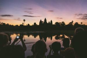 Как правильно фотографировать Ангкор на рассвете?