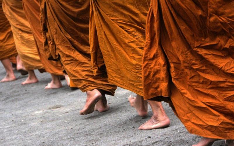 Буддизм и монахи Камбоджи